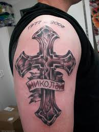 download cross tattoos for men designs and ideas picture 1428