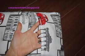 cucire un cuscino creare per r esistere tutorial cuscini senza zip vacanze romane 2