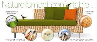 canapé écologique canapé convertible ecologique 100 images résultat supérieur