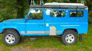 land rover discovery camping land rover 110 defender camper slideshow youtube