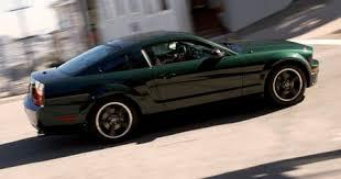 2008 Black Ford Mustang 2008 Ford Mustang Gt Bullitt Review