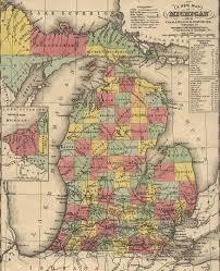 Michigan Adventure Map by Timber Pirate Wikipedia