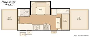 Truck Camper Floor Plans by Pop Up Camper Floor Plans Get Inspired With Home Design And