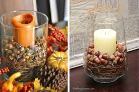 24 easy diy thanksgiving decorations ideas