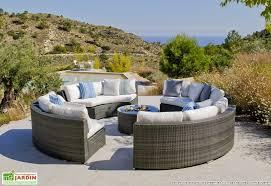 canapé d angle exterieur exceptionnel canape d angle exterieur resine 14 salon de jardin