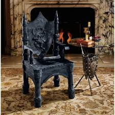 Medieval Dragon Home Decor by Dragon Chair Rosewood Imperial Dragon Motif Arm Chair 18 19th C