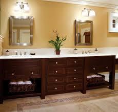 Cherry Bathroom Vanity by Bathroom Wooden Custom Bathroom Vanity Cabinets White Granite