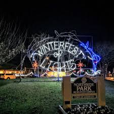 Northside Lighting Ocean City Winterfest 2017 Your Guide To Winter In Ocean City Md