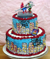 amazing spiderman cake ideas 49163 spiderman cake designs