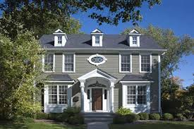 small colonial homes exterior paint ideas for colonial homes home design ideas