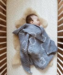 Razorback Crib Bedding by Bedding The Little Movement Shop