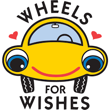car donation benefiting make a wish wheels for wishes