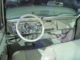 Vintage Ford Truck Steering Wheel - sema seen centennial celebration 1967 chevrolet c 10 pickup truck