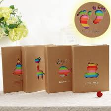 high quality photo albums high quality diy 6 inch paper hollow photo albums manual