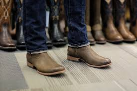 what the team at ariat wears to work racked sf