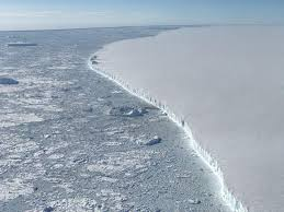 Delaware how long does it take to travel to mars images Antarctica nasa images show iceberg the size of delaware floating jpg