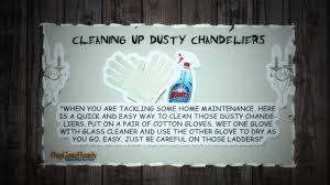 Extend A Finish Chandelier Cleaner Get Those Dusty Chandeliers Clean Youtube