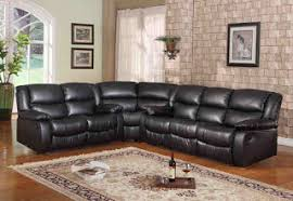 Black Leather Reclining Sectional Sofa Leather Reclining Sofa Leather Reclining Sectional Sofa