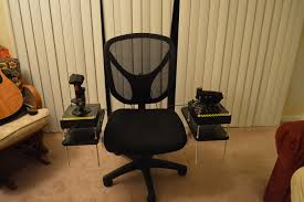Desk Chair For Gaming by Diy Hotas Chair U2013 Grimmash On Gaming