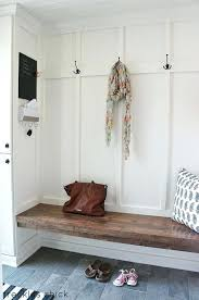 hall bench with storage best laundry room mud room entryway ideas