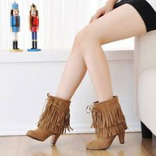 womens size 12 fringe boots size 12 fringe boots boot end