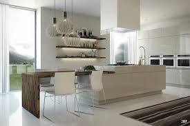 White Wood Dining Room Table by 20 Modern Dining Rooms For Inspiration