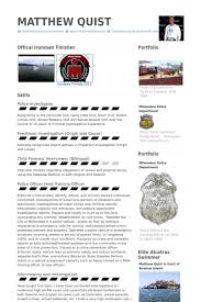 police officer resume resume badak