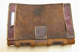 leather bound scrapbook florida memory how do i preserve my collections books
