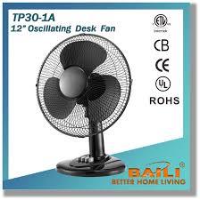 6 Inch Oscillating Desk Fan 100 12 Oscillating Desk Fan Vintage Tatung Deluxe Hi Torque