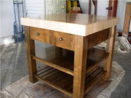 very good decor of butcher block kitchen island design ideas and