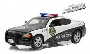 amazon com 2006 dodge charger rio police