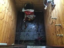 bq shower tray waste departments diy at loversiq