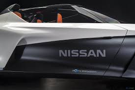 nissan rio nissan brought its electric sports car to rio driving plugin