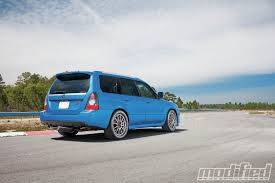 subaru forester modified 2008 subaru forester xt modified magazine