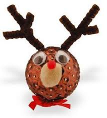 these rudolph the nosed reindeer baubles been