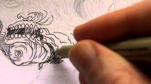 pigma micron ink pens youtube