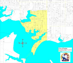 Map Of Panama City Beach Bay County Supervisor Of Elections U003e Voter Info U003e Maps And Boundaries