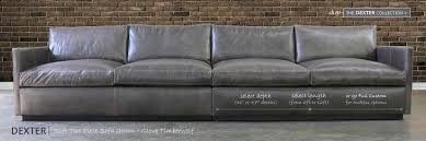 Cheap Black Leather Sectional Sofas by Great Inexpensive Leather Sofa Affordable Leather Furniture San