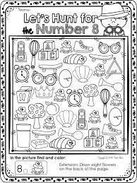 624 best kindergarten math number sense images on pinterest