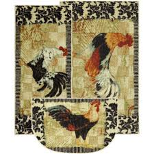 Walmart Kitchen Canisters Rooster Kitchen Rugs Walmart Creative Rugs Decoration
