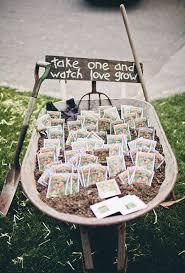 bird seed wedding favors 18 budget friendly diy wedding favors