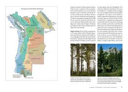 Pacific Northwest Map Ecoregions Of The Pacific Northwest U2014 Timber Press