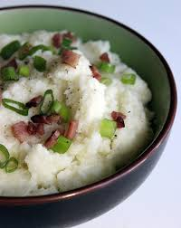 cauliflower mash recipe popsugar fitness
