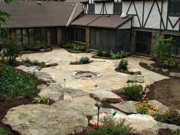 Patio Stone Prices by Natural Stone Landscaping U2013 Bowhuntingsupershow Com