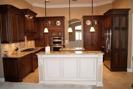 Espresso Kitchen Cabinets Espresso Kitchen Cabinets With White Countertops Home Design Ideas