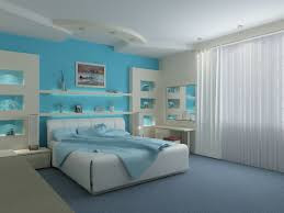Tiffany Blue And White Bedroom Fancy Blue And White Teen Bedroom Design For Girls With Custom