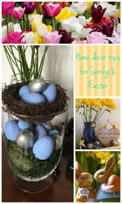 Easter Decorations For Home Spring And Easter Decor For Your Home Notes From The Shirenotes