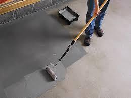 painting a floor garage floor paint home depot epoxy garage floor painting garage