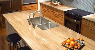 undermount sink with formica kitchen countertops and custom kitchen cabinets in brton plastform