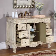Antique Bathroom Vanity by Bathroom Vanities Cabinets Ideas